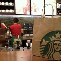 Photo taken at Starbucks by Lara M. on 8/8/2012
