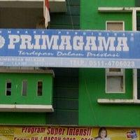 Photo taken at Landasan Ulin by Samada R. on 11/4/2011