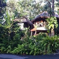 Photo taken at Phu Pha AoNang Resort & Spa by Amp o. on 11/9/2011