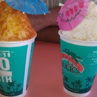 Photo taken at Bahama Buck's by Jessica M. on 6/9/2012