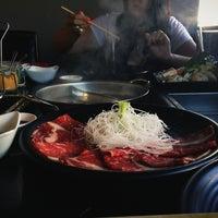 Photo taken at Koji's Sushi & Shabu Shabu by Yulia M. on 7/9/2012