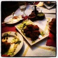 Photo taken at Lumbini Restaurant by Kim F. on 3/31/2012