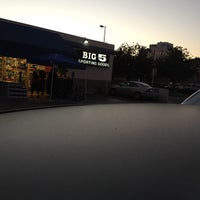 Photo taken at Big 5 Sporting Goods by Diah on 6/8/2012