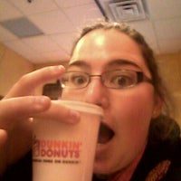 Photo taken at Dunkin' Donuts by Hannah Y. on 1/26/2012