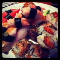 Photo taken at Yuraku Japanese Restaurant by Seth Tuju L. on 4/27/2012