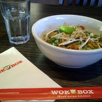 Photo taken at Wok Box - Aspen Landing by Samuel L. on 9/27/2011