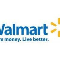 Photo taken at Walmart Supercenter by Rob B. on 1/22/2011