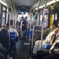 Photo taken at MTA Bus - Q44 by Luis D P. on 4/21/2011