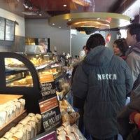 Photo taken at Starbucks by Stefanie W. on 5/4/2012