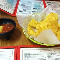 Photo taken at Rancho Grande Mexican Restaurant by Jessica S. on 8/24/2012