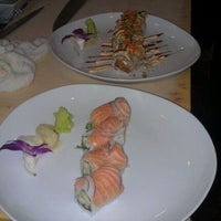 Photo taken at Blu Sushi by Jorma F. on 4/5/2012