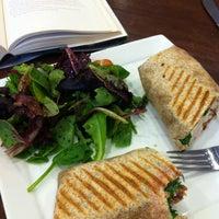 Photo taken at Casa Mia Café by Cassandra B. on 8/19/2012