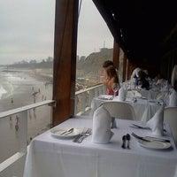 Photo taken at Cala Restaurante by Daniela A. on 2/11/2012
