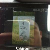 Photo taken at Albert G. Horton Jr. Memorial Veterans Cemetery by Glenn F. on 6/17/2012