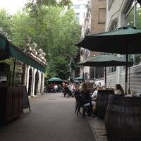 Photo taken at Gordon's Wine Bar by Adam F. on 7/30/2012