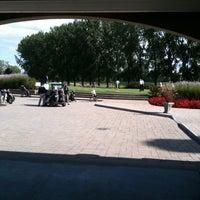 Photo taken at Club de golf La Prairie by Benoit B. on 9/14/2011
