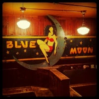 Photo taken at Blue Moon Tavern by Zach G. on 8/4/2011