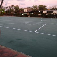 Photo taken at Plearn Pat' Basketball Court by วิมล ค. on 4/19/2012