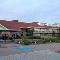 Photo taken at Van der Valk Hotel Emmen by Andi M. on 8/19/2012