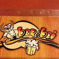 Photo taken at Bar e Boi by Michel L. on 1/22/2012