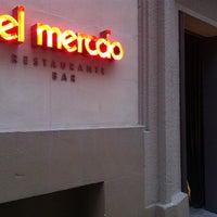 Photo taken at El Merca'o by Dani G. on 3/3/2011