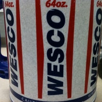 Photo taken at Wesco Inc. Gas Station by Tracy Z. on 3/28/2011