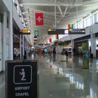 Photo taken at Concourse A by Manco C. on 4/14/2011