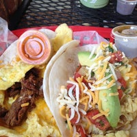 Photo taken at Torchy's Tacos by Matt B. on 4/8/2012
