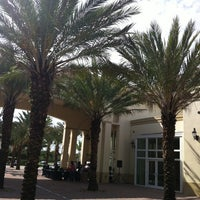Photo taken at Church by the Glades by Dina S. on 7/3/2011