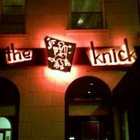 Photo taken at The Knick by Peter B. on 11/19/2011