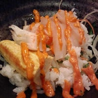 Photo taken at Japanese Cuisine 하나 by 인지 석. on 12/31/2011