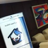 Photo taken at Al Jazira Bank . Head Office   بنك الجزيرة by memoony J. on 2/29/2012