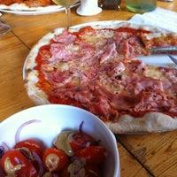 Photo taken at Pizza Hatt by Erik M. on 2/21/2012
