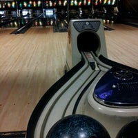 Photo taken at Palace Bowling & Entertainment Center by Courtney W. on 8/19/2012