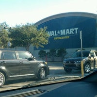 Photo taken at Walmart Supercenter by Ezequiel R. on 11/10/2011