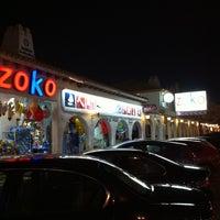 Photo taken at El Zoco de La Manga by Luis C. on 7/19/2011