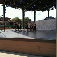 Photo taken at Waterside Stage by Peter A. on 10/22/2011