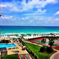 Photo taken at Destin Beach by Peyton S. on 7/2/2012