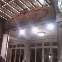 Photo taken at Teatre Tívoli by Laura Martín @. on 1/15/2012