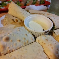 Photo taken at Crazy Tacos - Mexican Food by Karina R. on 9/2/2012