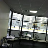 Photo taken at Lou & Gib Reese Ice Arena by Joe C. on 8/6/2012