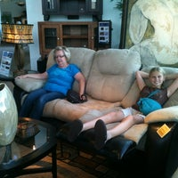 Photo taken at Rooms To Go Furniture Store by Andrea A. on 7/14/2012