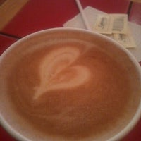 Photo taken at The Coffee Cup by Gerson Osuel M. on 11/26/2011