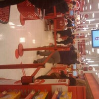 Photo taken at Target by Kelly F. on 1/2/2012