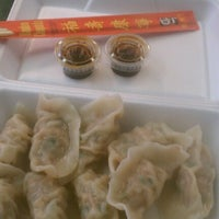 Photo taken at Golden Fried Dumpling by David S. on 7/19/2012
