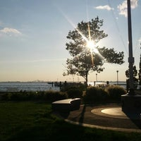 Photo taken at Louis Valentino, Jr. Park & Pier by Tom M. on 8/13/2012