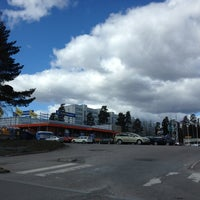 Photo taken at Tesoma by Petja S. on 4/29/2012