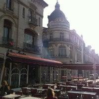 Photo taken at Café du Martroi by Lemaire P. on 7/18/2012