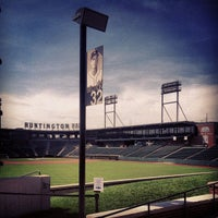 Photo taken at Huntington Park by Nick.Harger on 5/6/2012