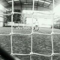 Photo taken at Sport Center Academia e Futebol Society by Marco N. on 10/15/2011